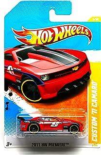 Hot Wheels 2011 5/244 - New Models - Custom '11 Camaro