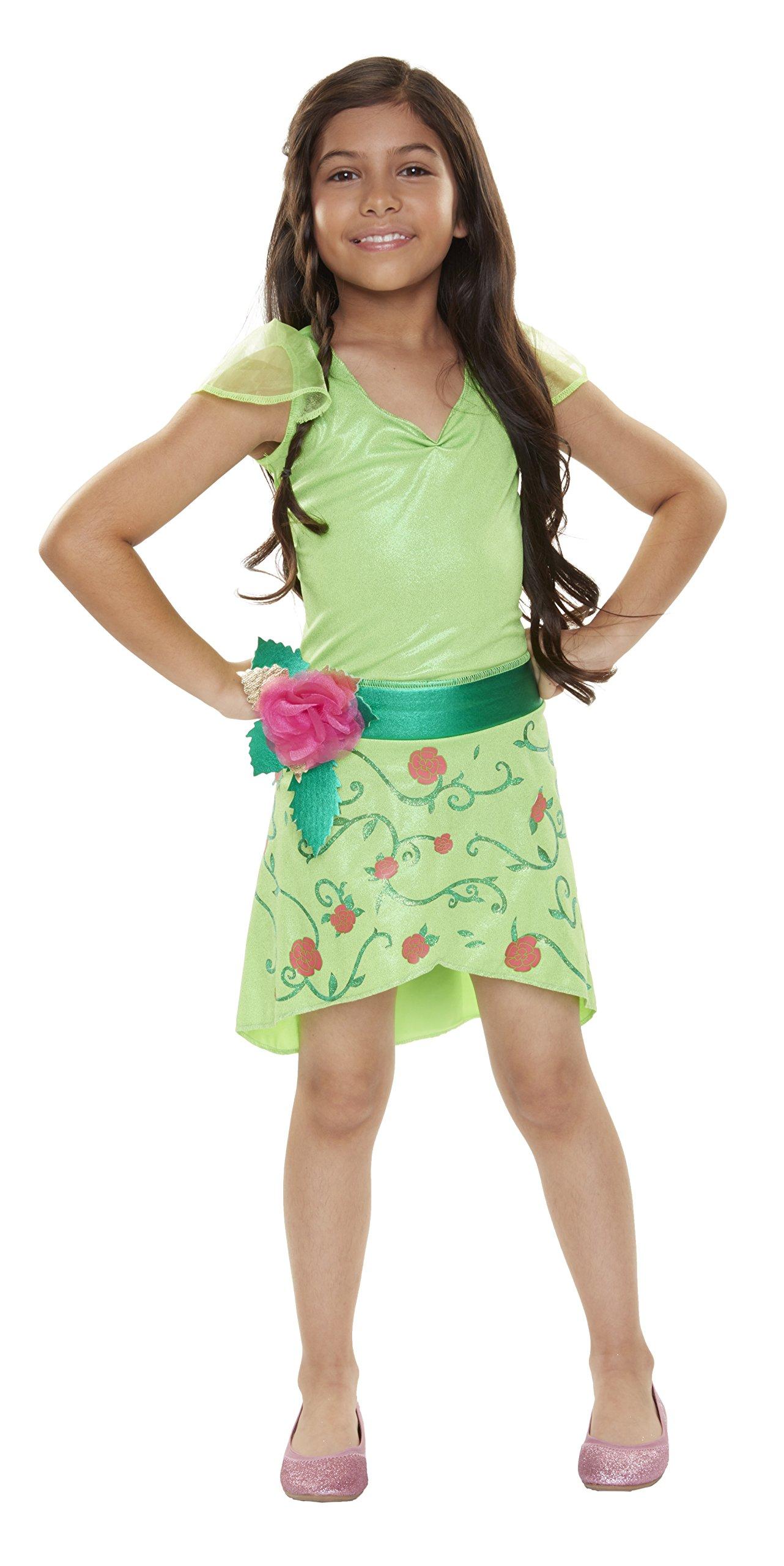 DC Super Hero Niñas 57358-eu Poison Ivy Everyday Disfraces Disfraz ...