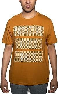 Sean John Men's Positive Vibes T-Shirt Dotted