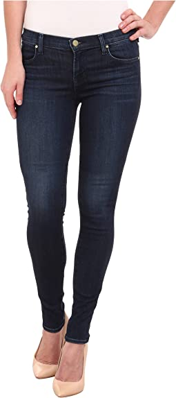 J Brand Mid Rise Super Skinny in Fix