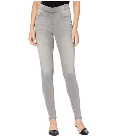 Jag Jeans Maya Skinny Pull-On Jeans in Deluxe Denim (Weathered Grey) Women