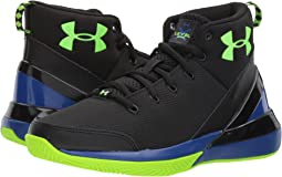 UA BGS X Level Ninja Basketball (Big Kid)