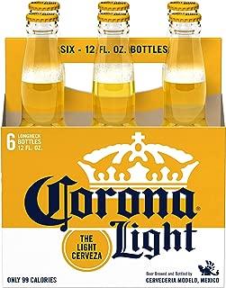 Corona Light, 6 pk, 12 oz bottles, 4.1% ABV