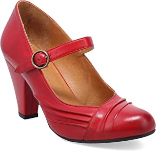 Carol Women's Ankle Strap Heel