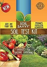 خاک پس انداز - کیت تست خاک   بفهمید که چمن یا باغچه شما چه چیزی نیاز دارد ، مطمئن نیستید کود برای استفاده   تجزیه و تحلیل ارائه تجزیه و تحلیل کامل مواد مغذی و توصیه کود برای گزارش