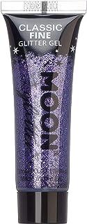 Classic Fine Glitter Gel by Moon Glitter - 0.40fl oz - Lavender - Glitter Face Paint