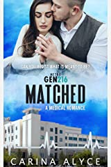 Matched: A Medical Romance (MetroGen Downtown Kiss and Tell Book 2) Kindle Edition