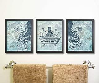 Best octopus art images Reviews