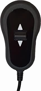 Paddle Switch Lift Chair or Power Recliner Hand Control 6601 FR2,Black