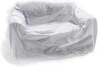 haggiy Möbelhülle - Sofahülle für Renovierung und Umzug für 2-Sitzer 250 x 140 cm