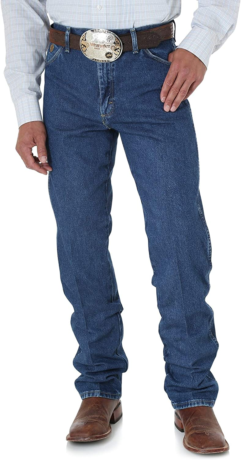 Wrangler Special San Francisco Mall price for a limited time Men's George Strait Cowboy Cut Jean Fit Original
