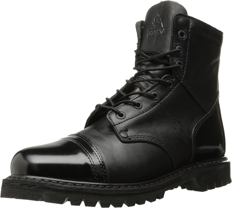 Rocky Side Zipper Jump Boot