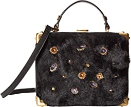 Carressa Jewelled Hard Case Crossbody