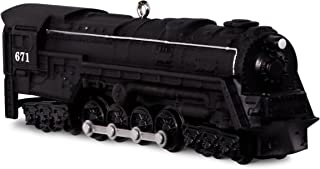 Hallmark Keepsake 2017 LIONEL Trains 671 S-2 Turbine Steam Locomotive Christmas Ornament