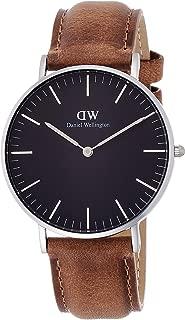 [ダニエル・ウェリントン] 腕時計 Classic Black Durham DW00100144 並行輸入品 ブラウン