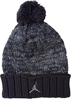 jordan jumpman cable knit hat