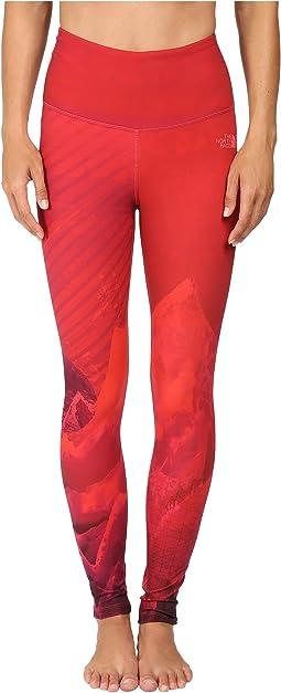 Super Waisted Printed Leggings