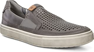 ECCO Men's Kyle Perforated Slip on Fashion Sneaker
