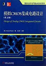Design of Analog CMOS Integrated Circuits(Chinese Edition)