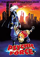 psychic force anime