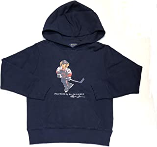 Polo Ralph Lauren Kids' Polo Bear Stadium Hooded Sweatshirt