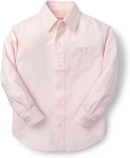 Boys Classic Oxford Button Down Shirt