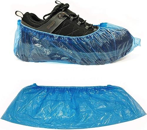 Pedsox Couvre-chaussures jetables durables 3.4 gr 100 pièces