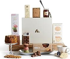 Teatime Delights Hamper, Luxury Food & Afternoon Tea Gift Hampers, Hamper and Gift Baskets…