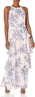 فستان طويل من طبقات للنساء من جيسيكا هوارد