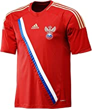 adidas Russia Home Soccer Jersey