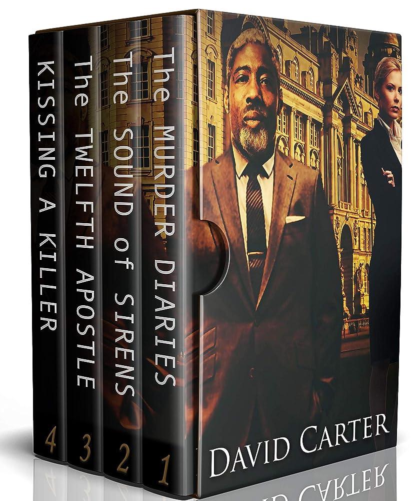 気味の悪い急ぐオーチャードThe Inspector Walter Darriteau Murder Mysteries - Books 1-4: (Walter Darriteau Box Set I - Kindle Edition) (English Edition)