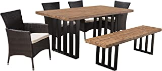 Best concrete dining table Reviews