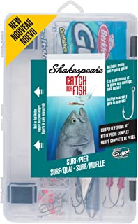 Shakespeare Catch More Fish Fishing Tackle Kit