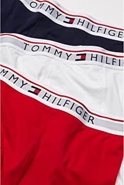 White/Navy Blazer/Tango Red