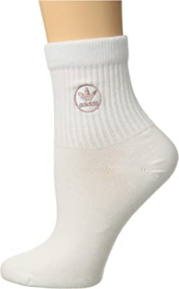 Originals Iconic Patch Single Quarter Sock