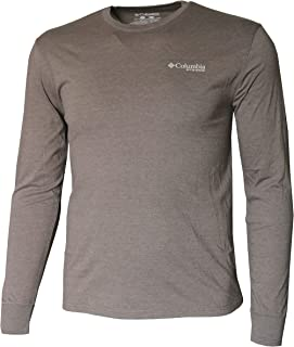 Columbia Men's Long Sleeve Shirt Top Tee