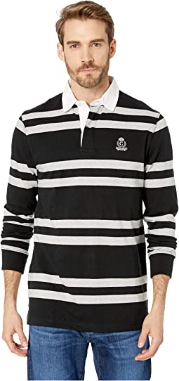 Cotton Rugby Polo