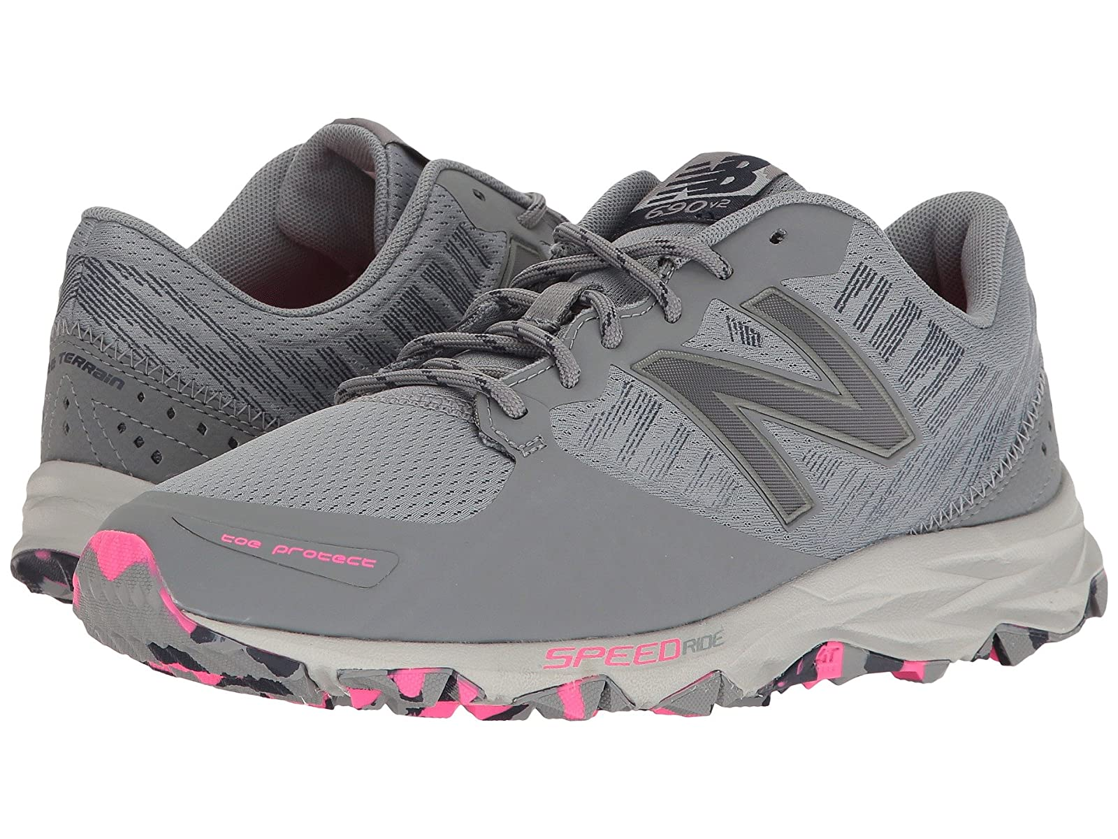 New Balance T690v2Cheap and distinctive eye-catching shoes