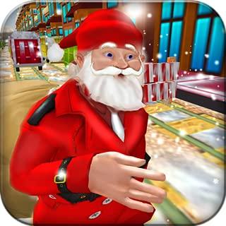 Subway Surf Maze Endless Running Adventure 3D: Santa Runner Games Free For Kids 2018