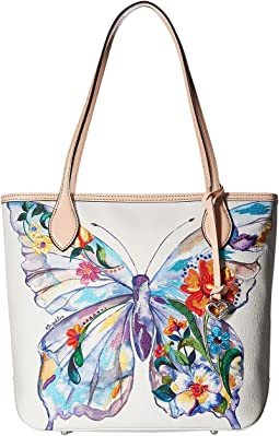 Haylie Embroidered Tote