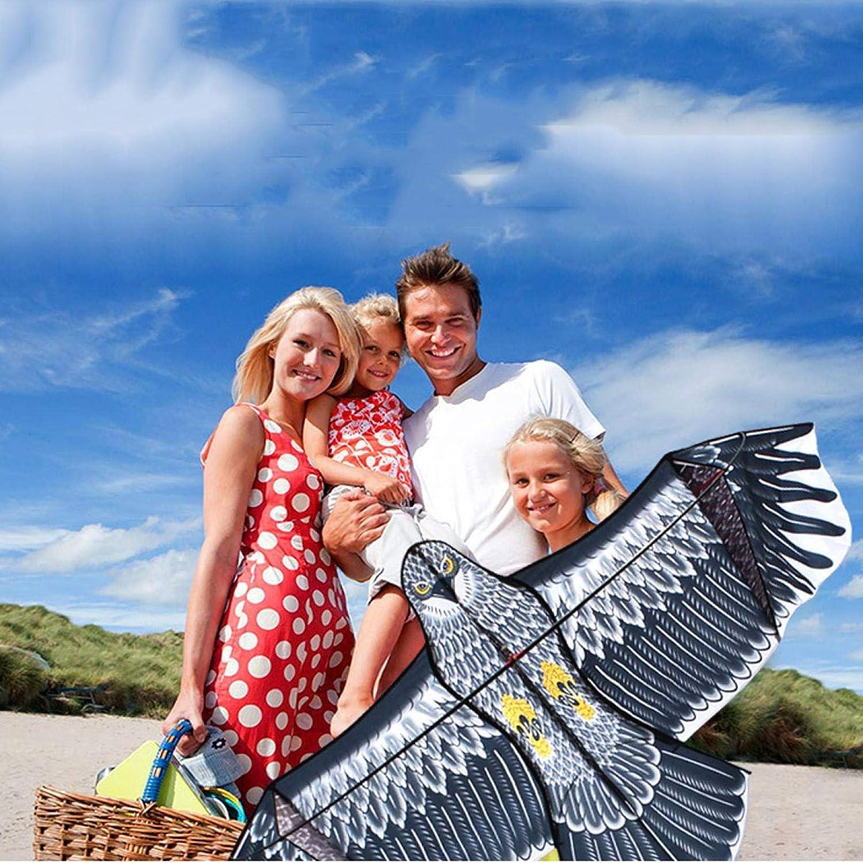 GONEBIN Huge 1.8m Kite, Strong Eagle Kites for Kids and Adults K
