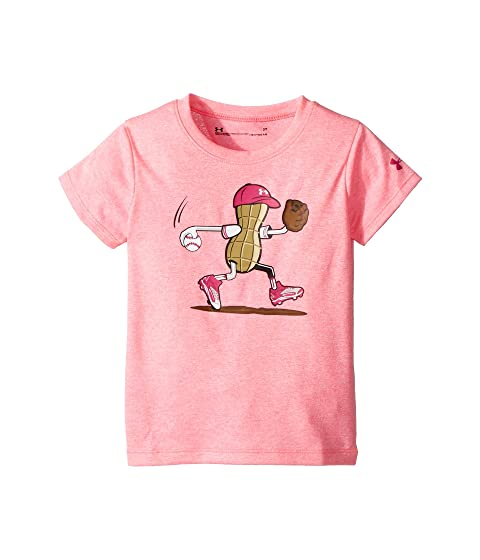 Under Armour Kids Softball Peanut Short Sleeve (Toddler) at Zappos.com 848fc46e8f