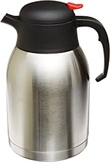 Genuine Joe Double Wall Stainless Vacuum Insulated Carafe