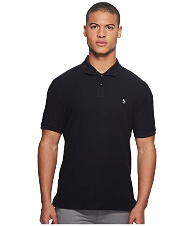 Original Penguin Daddy Polo (True Black) Men