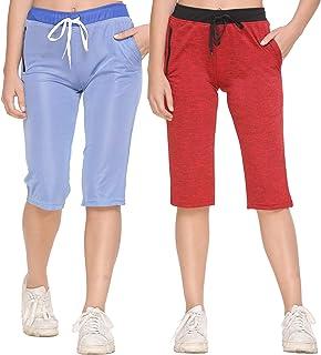 SHAUN Women Capri (106WC2_P$_Pack of 2)
