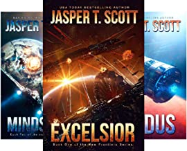 The New Frontiers Series (3 Book Series)
