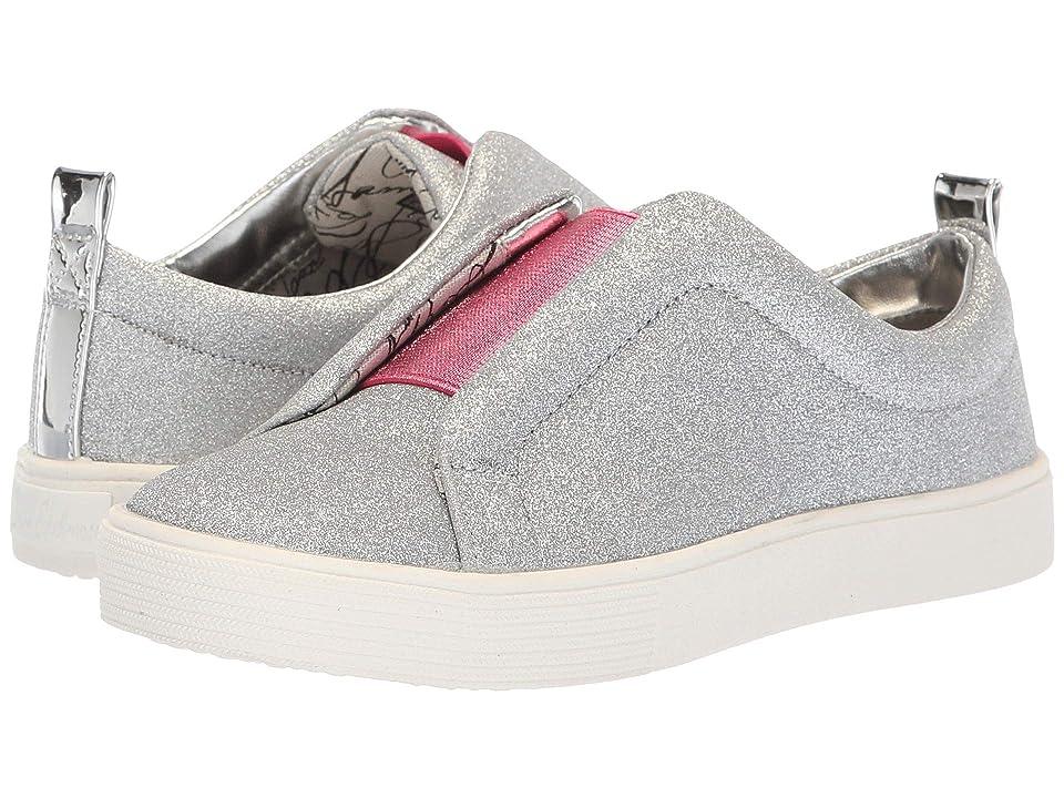 Sam Edelman Kids Bella Emma (Little Kid/Big Kid) (Silver Glitter) Girls Shoes
