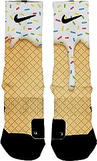 Ice Cream Custom Elite Socks