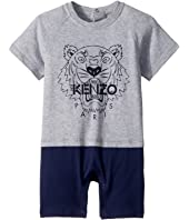 Kenzo Kids - Romper Classic Tiger (Toddler)