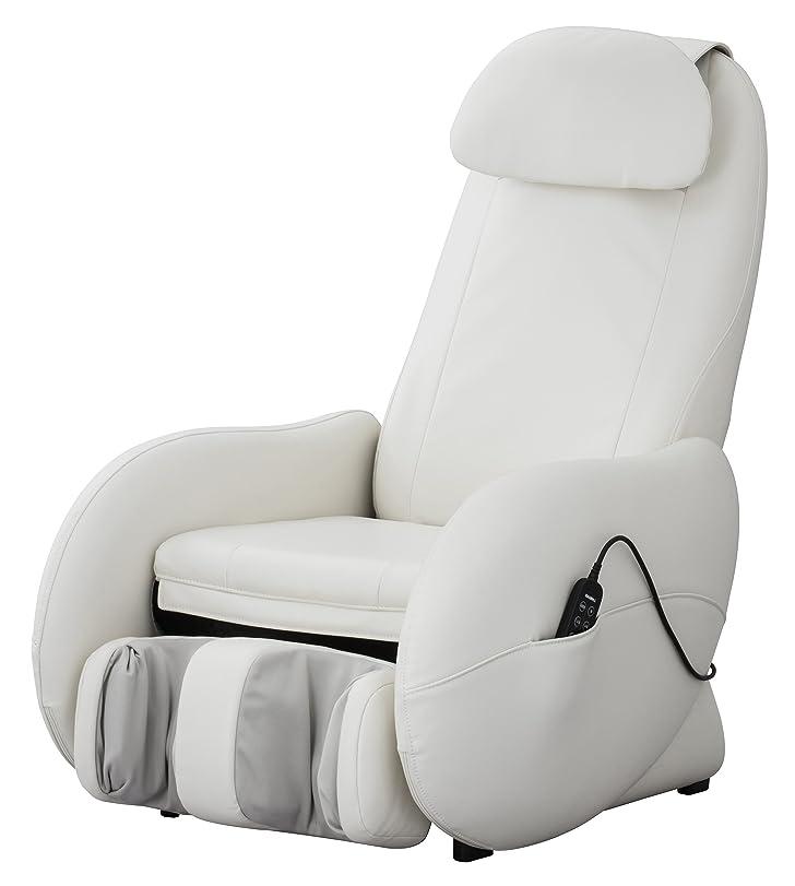 スライヴ くつろぎ指定席Light マッサージチェア CHD-3500-WH ホワイト 正規品 おしゃれ コンパクト 小型